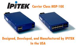 1 Gig Ethernet - 16 Ports