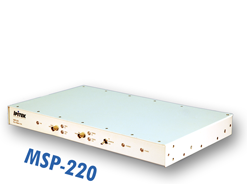 MSP-220 HD video Transport