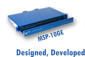 MSP-10GE Ethernet 10gigE aggregation box